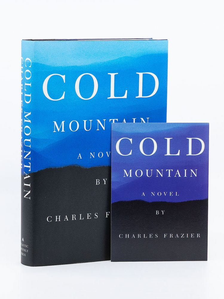 Cold Mountain. CHARLES FRAZIER.