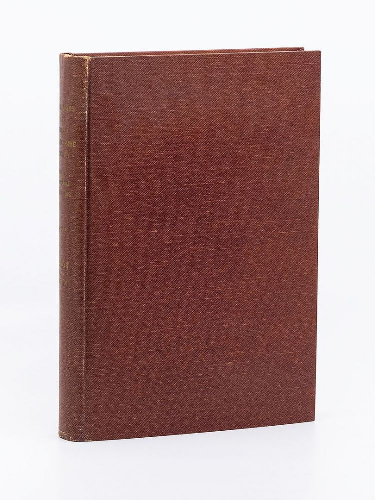 Marriages of Early Edgecombe County North Carolina, 1733-1868. RUTH SMITH WILLIAMS, MARGARETTE GLENN GRIFFIN.