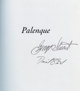 Palenque: Eternal City of the Maya [Signed]