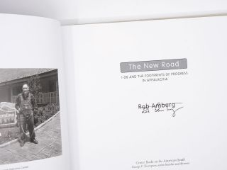 The New Road: I-26 and the Footprints of Progress in Appalachia.