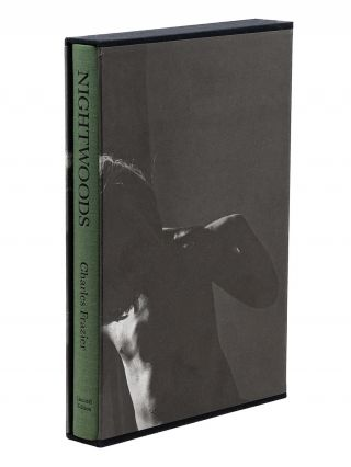 Nightwoods - Signed, Limited Edition. CHARLES FRAZIER